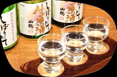 お酒好きに嬉しい日本酒のラインナップ